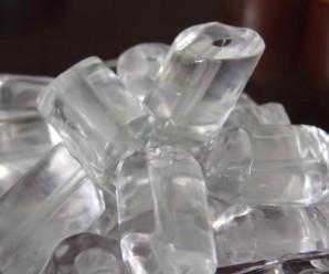 Tác dụng không ngờ của đá lạnh