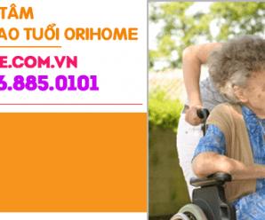 Chăm sóc người cao tuổi ở Hà Nội