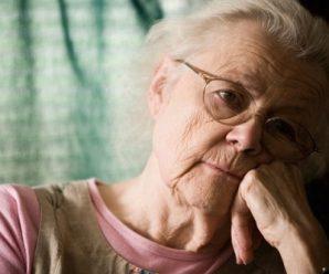 Tuổi già trầm cảm vì cô đơn