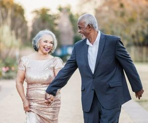 Cặp vợ chồng già khiến cả thế giới ngưỡng mộ bên nhau, 2 lần chiến thắng ung thư