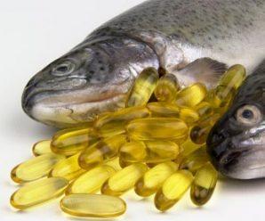 Nguy cơ đột quỵ do dùng dầu cá tùy tiện