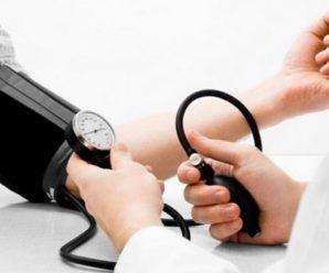 Cách hạ cao huyết áp KHẨN cấp : Mất 16 phút nhưng cứu sống cả đời